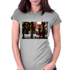 church hall Womens Fitted T-Shirt
