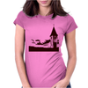 Church Womens Fitted T-Shirt