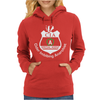 CIA Badge Cider Imbibing Anarchist With Badge Womens Hoodie