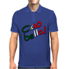 Ciao Bella design Mens Polo