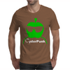 Cider (Cyder Cyber) Punk Drinking Apple West Country Rough Scrumpy Mens T-Shirt
