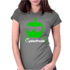 Cider (Cyder Cyber) Punk Drinking Apple West Country Rough Scrumpy Womens Fitted T-Shirt