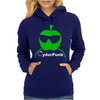 Cider (Cyder Cyber) Punk Drinking Apple West Country Rough Scrumpy Womens Hoodie
