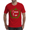 Cider I Up West Country Cider Drinking Mens T-Shirt