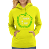 Cider I Up West Country Cider Drinking Womens Hoodie