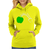 Cider Slave Drinking West Country Apple Scrumpy Rough Cyder Womens Hoodie