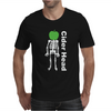 Ciderhead Cider Drinking Skeleton and Apple Mens T-Shirt