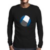 Circle Shadow T-Shirt Mens Long Sleeve T-Shirt
