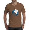 Circle Shadow T-Shirt Mens T-Shirt