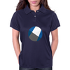 Circle Shadow T-Shirt Womens Polo