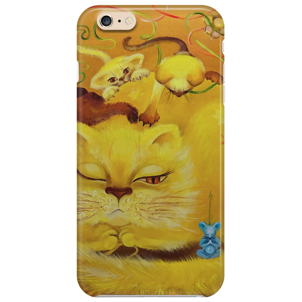 Circumstances (Light of Manipura) Phone Case