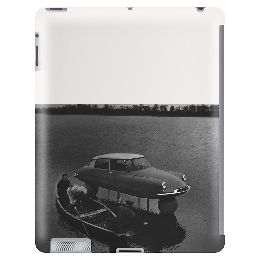 Citroën DS Water Balloon Tablet
