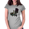 City of Los angeles hands Womens Fitted T-Shirt