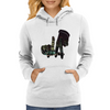 City of Los angeles hands Womens Hoodie