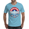 Civil War - Choose Your Side - Faded Mens T-Shirt