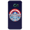 Civil War - Choose Your Side - Faded Phone Case