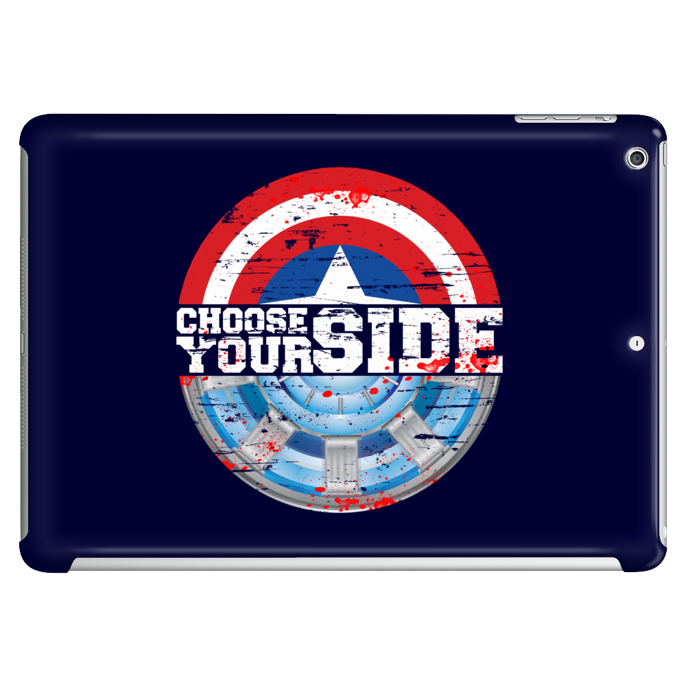 Civil War - Choose Your Side - Faded Tablet
