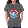 Civil War - Choose Your Side - Faded Womens Polo