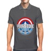 Civil War - Choose Your Side Mens Polo