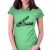 Clamp 2 Womens Fitted T-Shirt