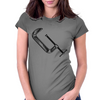 clamp tool art Womens Fitted T-Shirt
