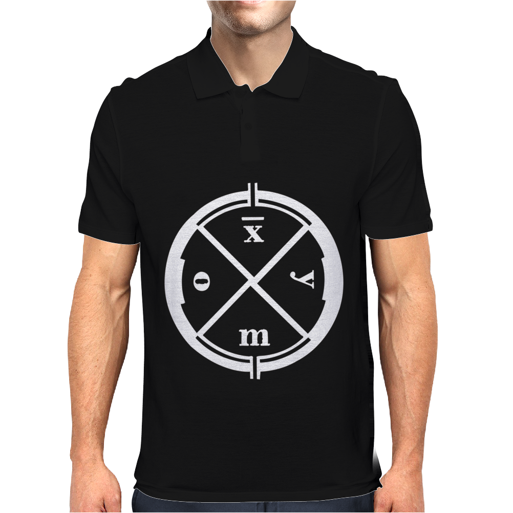 CLAN OF XYMOX tee Dutch gothic wave rock Mens Polo