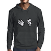 clapping hands Mens Hoodie