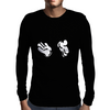 clapping hands Mens Long Sleeve T-Shirt