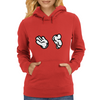 clapping hands Womens Hoodie