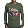 Clara Oswald from DoctorWho (9th season) Mens Long Sleeve T-Shirt