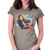 Clara Oswald from DoctorWho (9th season) Womens Fitted T-Shirt