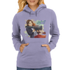 Clara Oswald from DoctorWho (9th season) Womens Hoodie