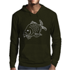 Clarence Clemons On Stage Mens Hoodie