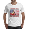 Classic Art- Written With Blood Mens T-Shirt