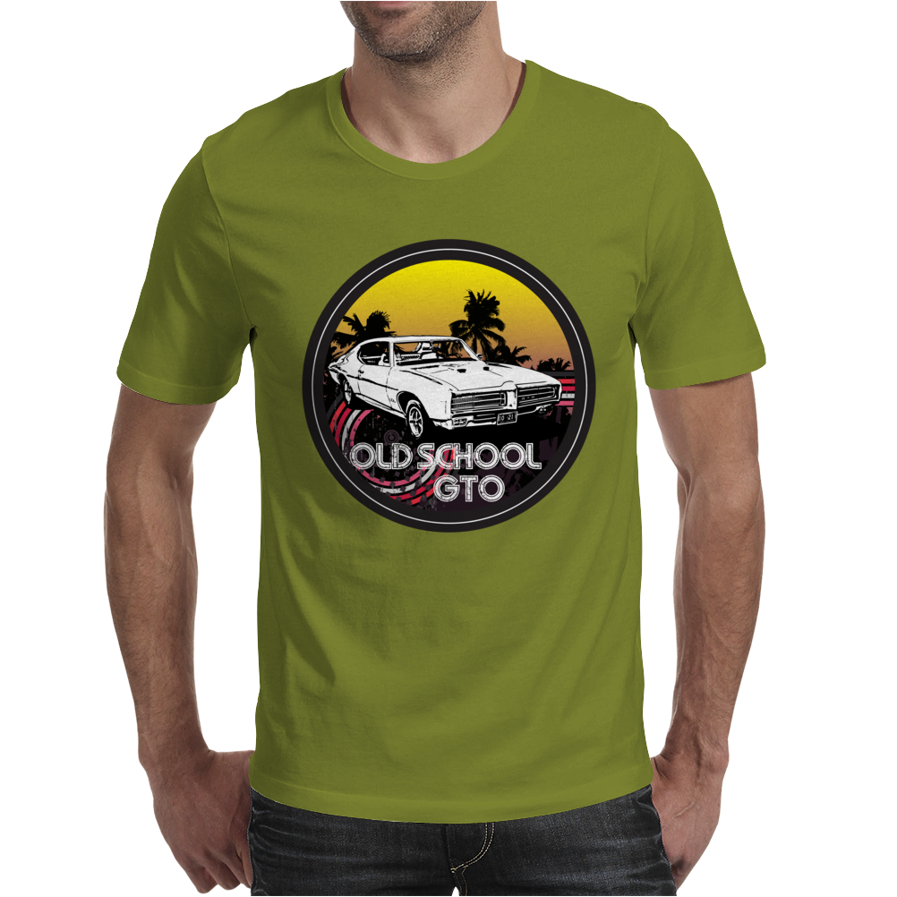 Classic Car Collection - GTO Mens T-Shirt