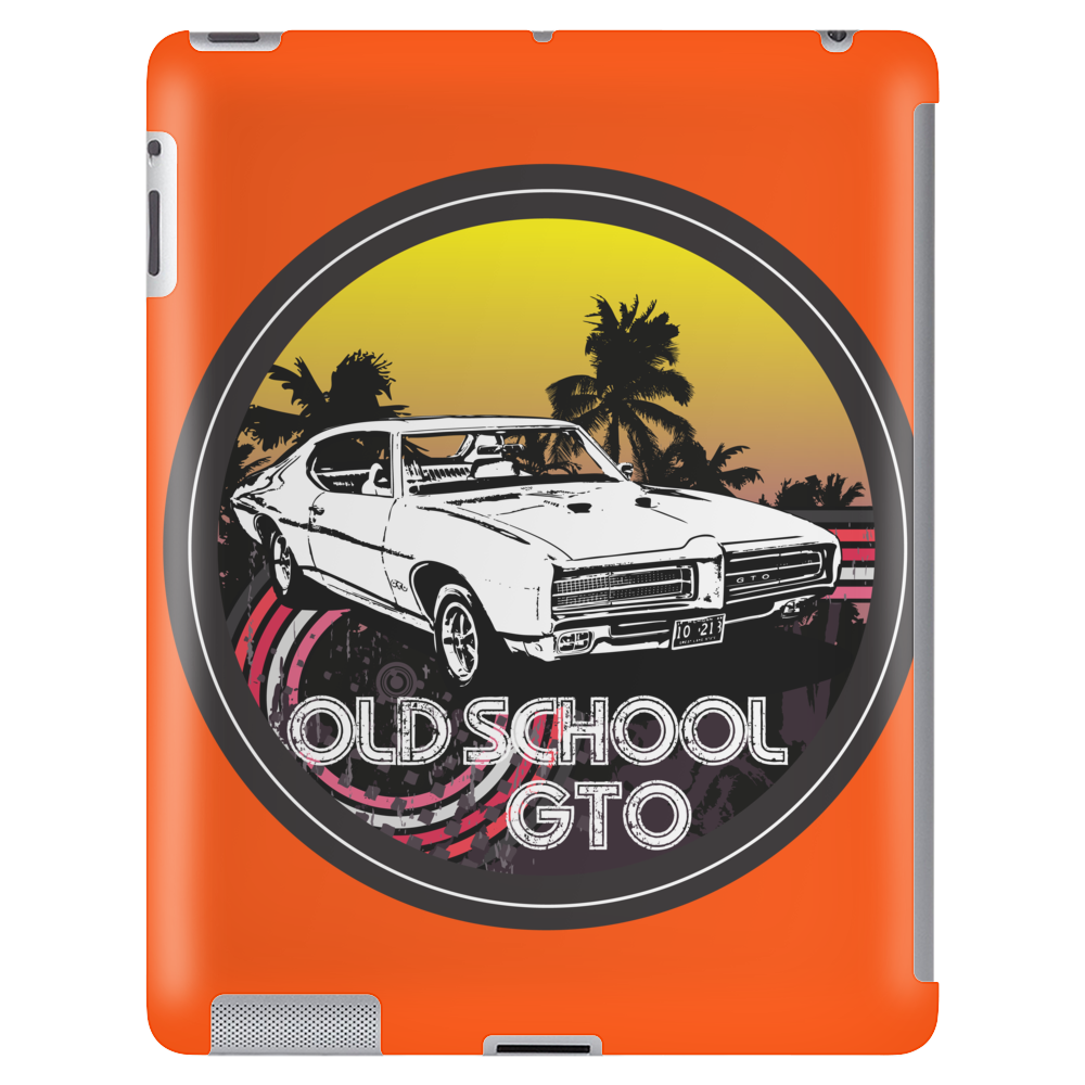 Classic Car Collection - GTO Tablet
