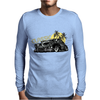 Classic Car Collection - Hot Rod Low Roder Mens Long Sleeve T-Shirt