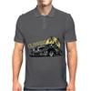 Classic Car Collection - Hot Rod Low Roder Mens Polo