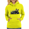Classic Car Collection - Hot Rod Low Roder Womens Hoodie