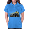 Classic Car Collection - Hot Rod Low Roder Womens Polo