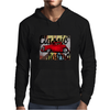 Classic Car Collection - Hot Rod Mens Hoodie