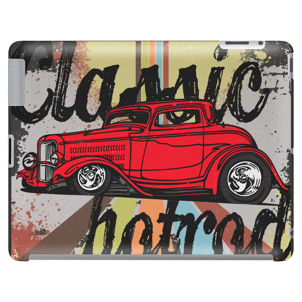 Classic Car Collection - Hot Rod Tablet