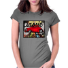Classic Car Collection - Hot Rod Womens Fitted T-Shirt