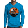 Classic Car collection - Woody Mens Hoodie