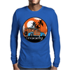 Classic Car collection - Woody Mens Long Sleeve T-Shirt