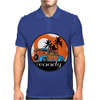 Classic Car collection - Woody Mens Polo