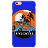 Classic Car collection - Woody Phone Case