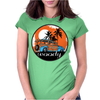 Classic Car collection - Woody Womens Fitted T-Shirt