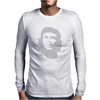 CLASSIC CHE GUEVARA RED Mens Long Sleeve T-Shirt