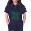 Classic Godzilla Alternate Womens Polo